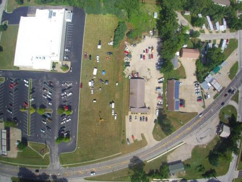 Field Day Drone Pic 1